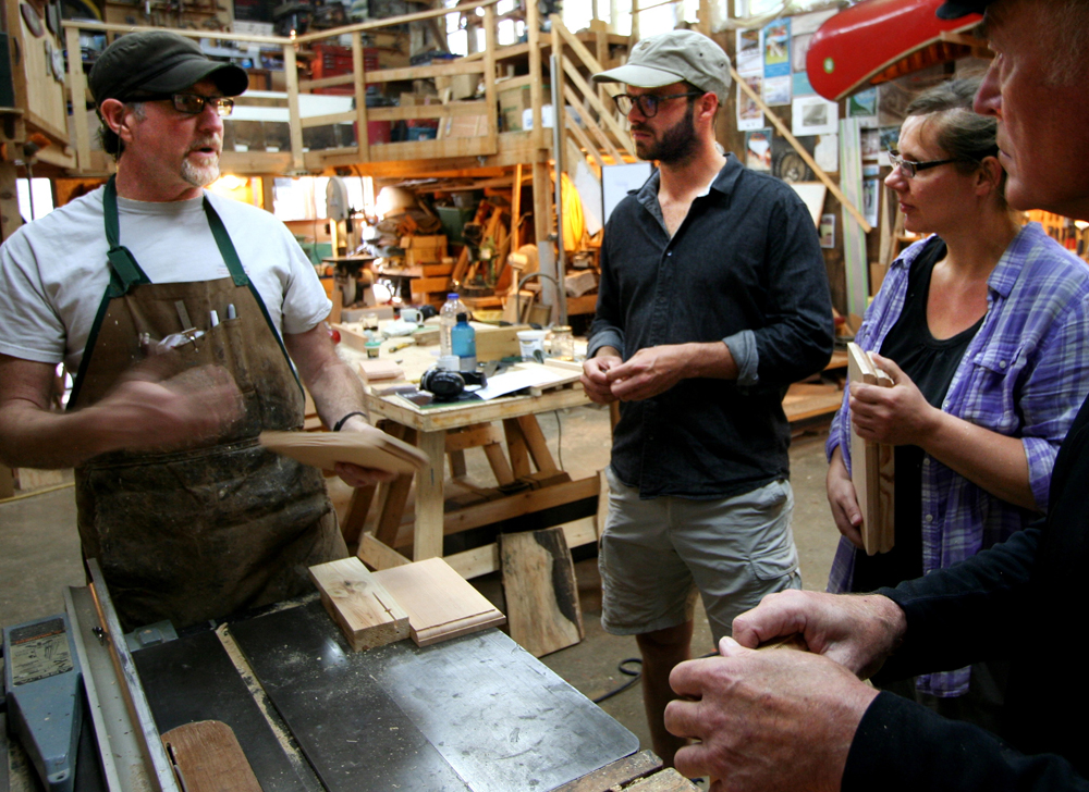 Tony teaching intro to Woodworking 2015.jpg