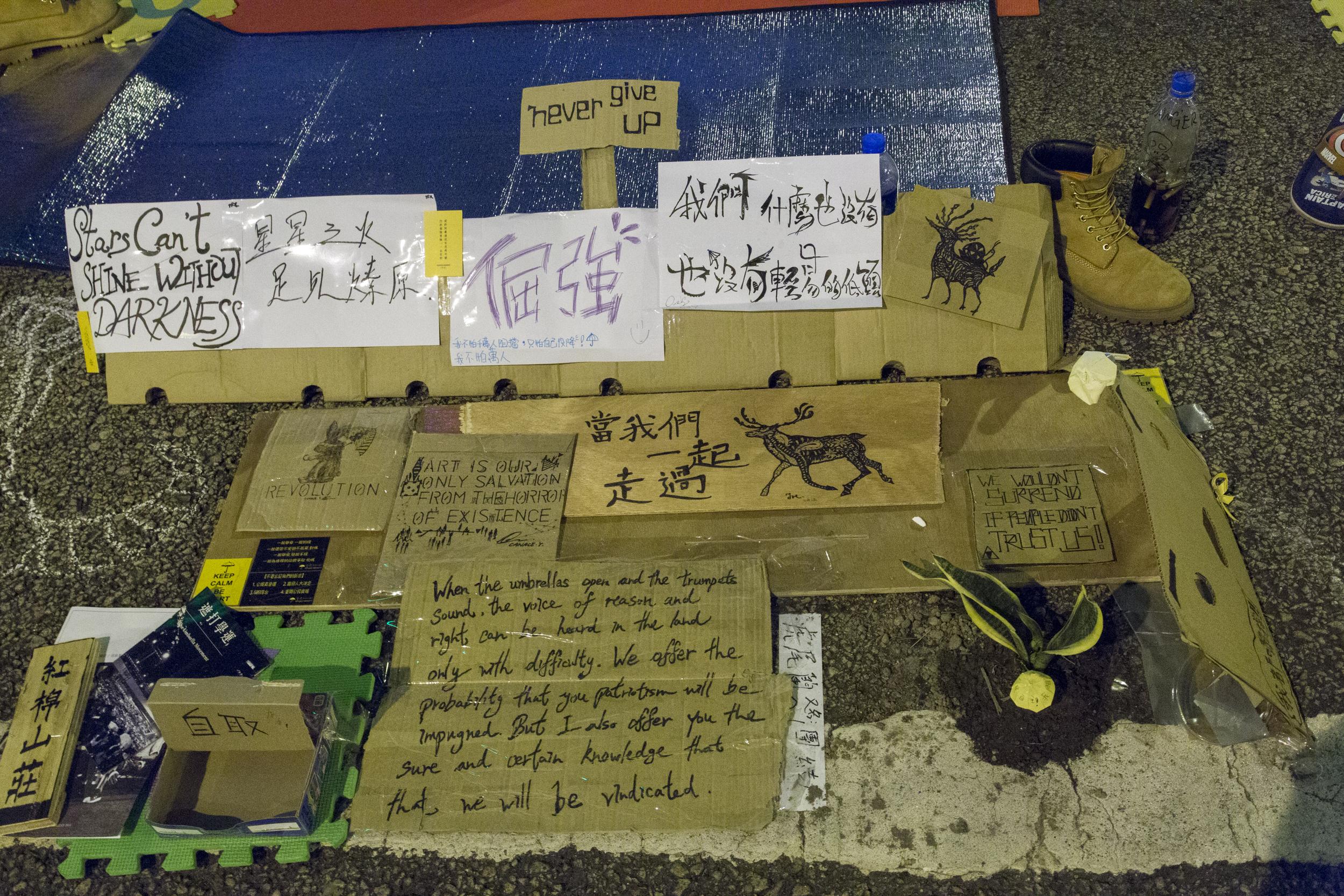 Central, Hong Kong  October 2014
