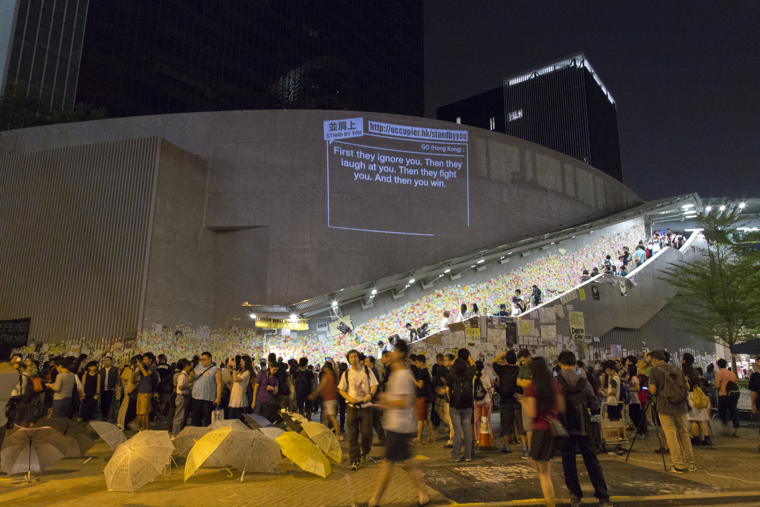 """""""Do you hear the people sing?    Singing the song of angry men?""""   It was stated in July 1997,when the United Kingdom handed Hong Kong back to China, the government would act as 'one country, two systems.' But for the 2016 Legislative Election the Chinese government will choose the representatives for the Hong Kong citizens to vote from.In September 2014, Hong Kong citizens gathered in protest for their right to fairly vote. From this issue the Umbrella Movement was born."""