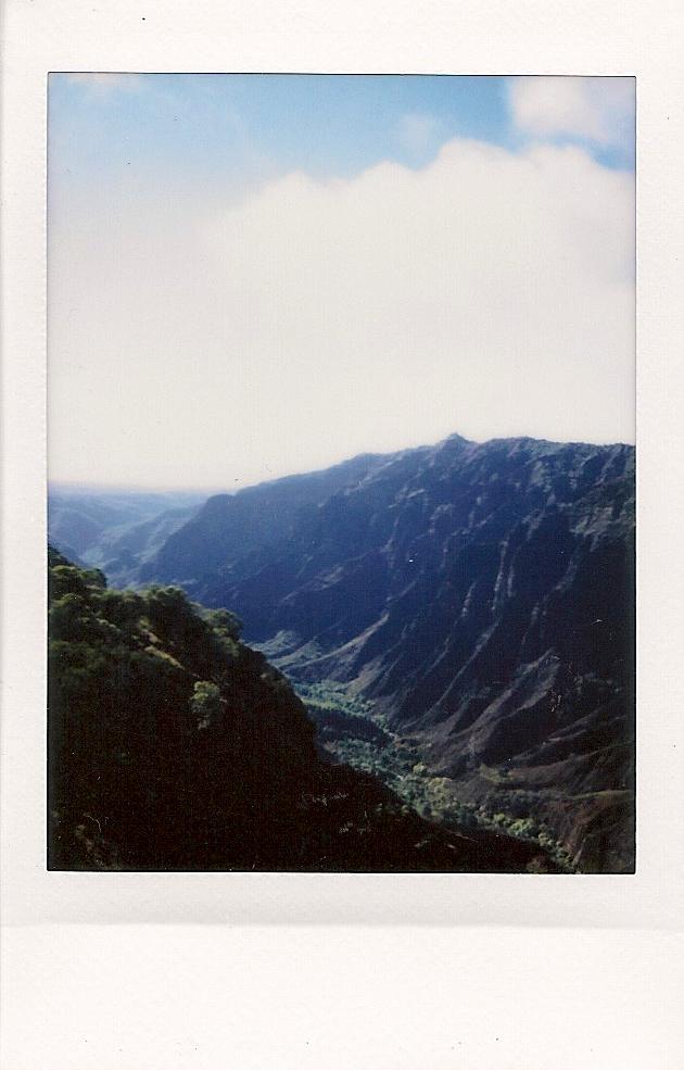 Waimea Canyon, Hawaii, 2014