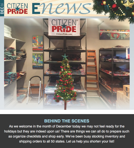Click on image to see entire December 2016 newsletter!
