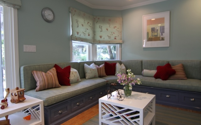 Family room - casual seating
