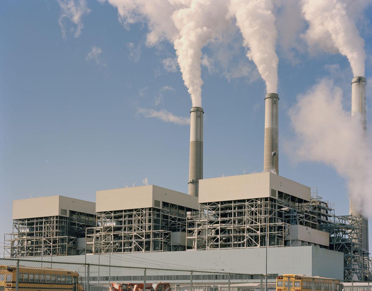 Jeffrey Energy Center, 1857 MW, Coal