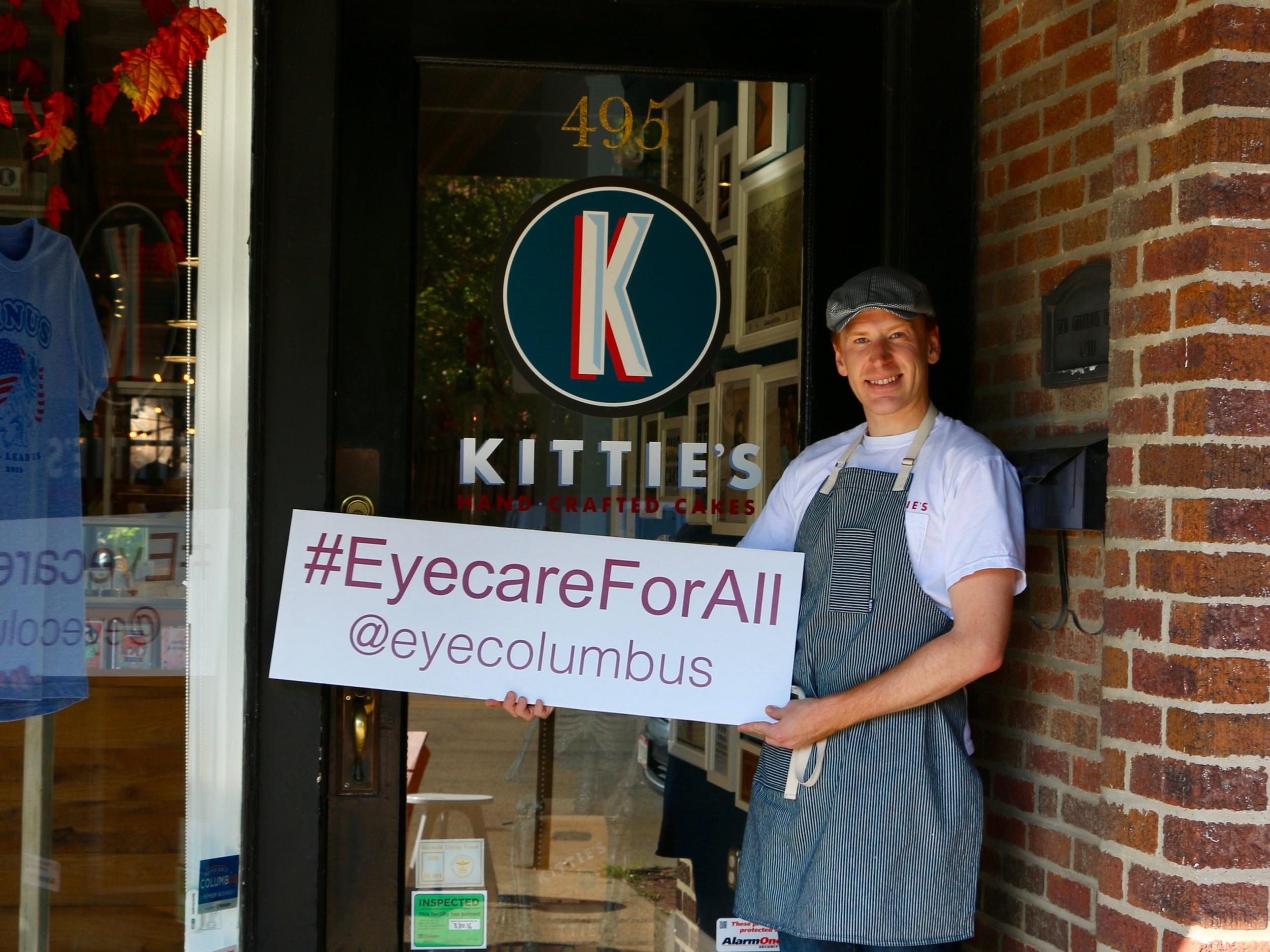 Kittie's Cakes |  @KittiesCakesCMH