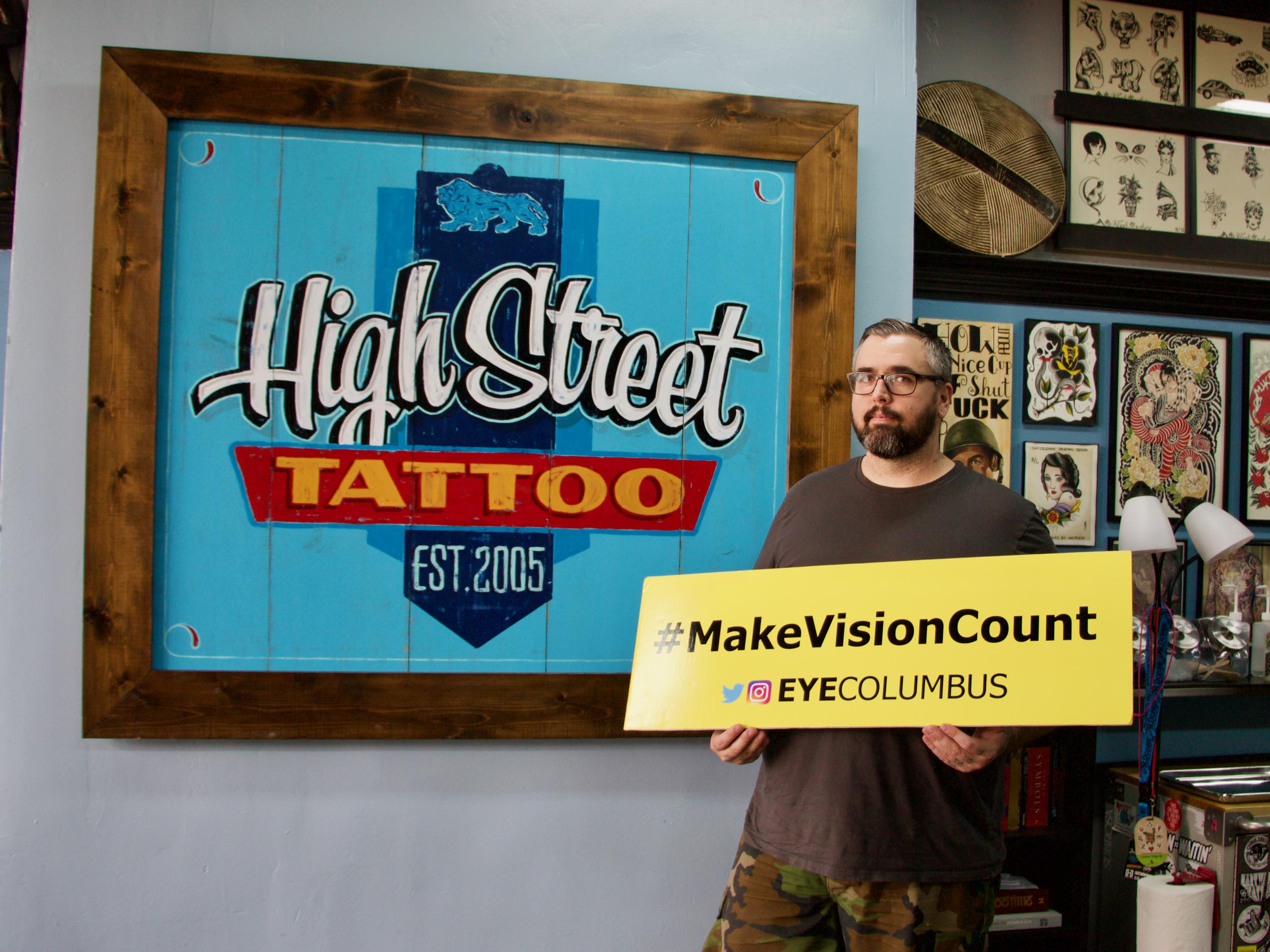 High Street Tattoo |  @highstreettattoo