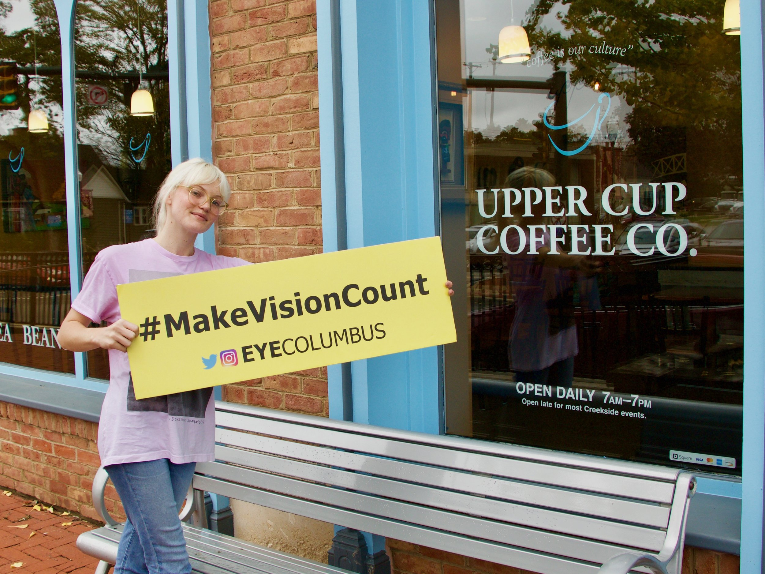 Upper Cup Coffee Co. |  @uppercup
