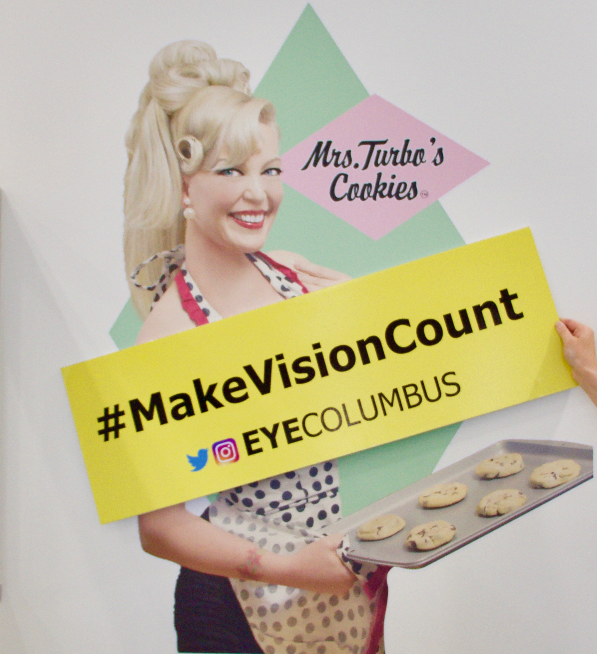 Mrs. Turbo's Cookies |  @mrsturboscookies