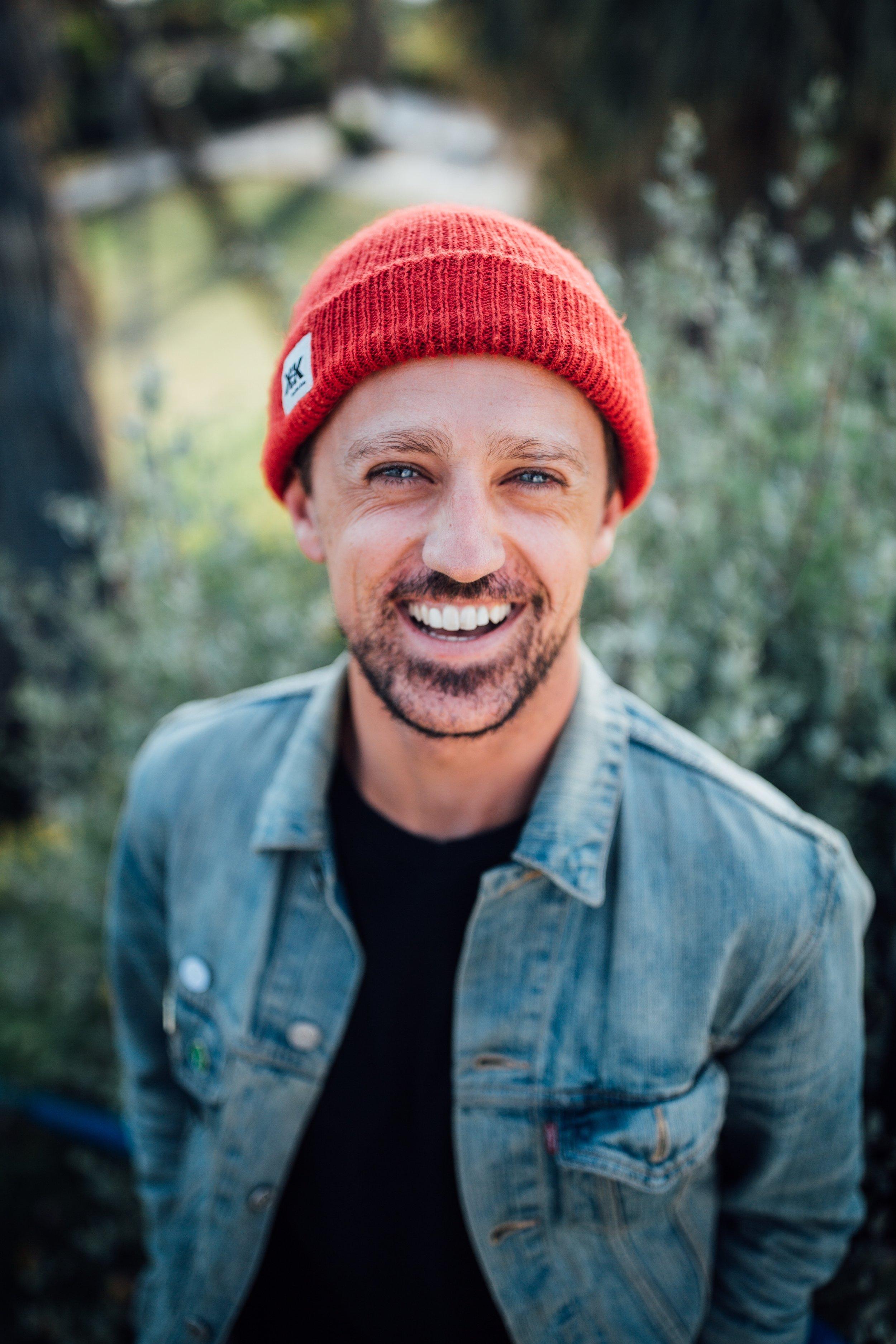 Kohl Crecelius - @kohlgreysonCEO & Co-Founder of Krochet Kids Intl.