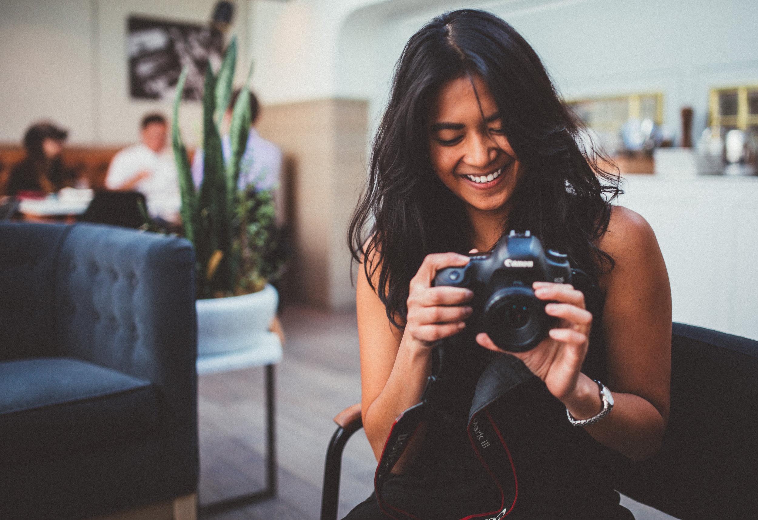 Alexa Fernando - @ajfernandoDigital Media Creative, Documentary & Commercial Photographer