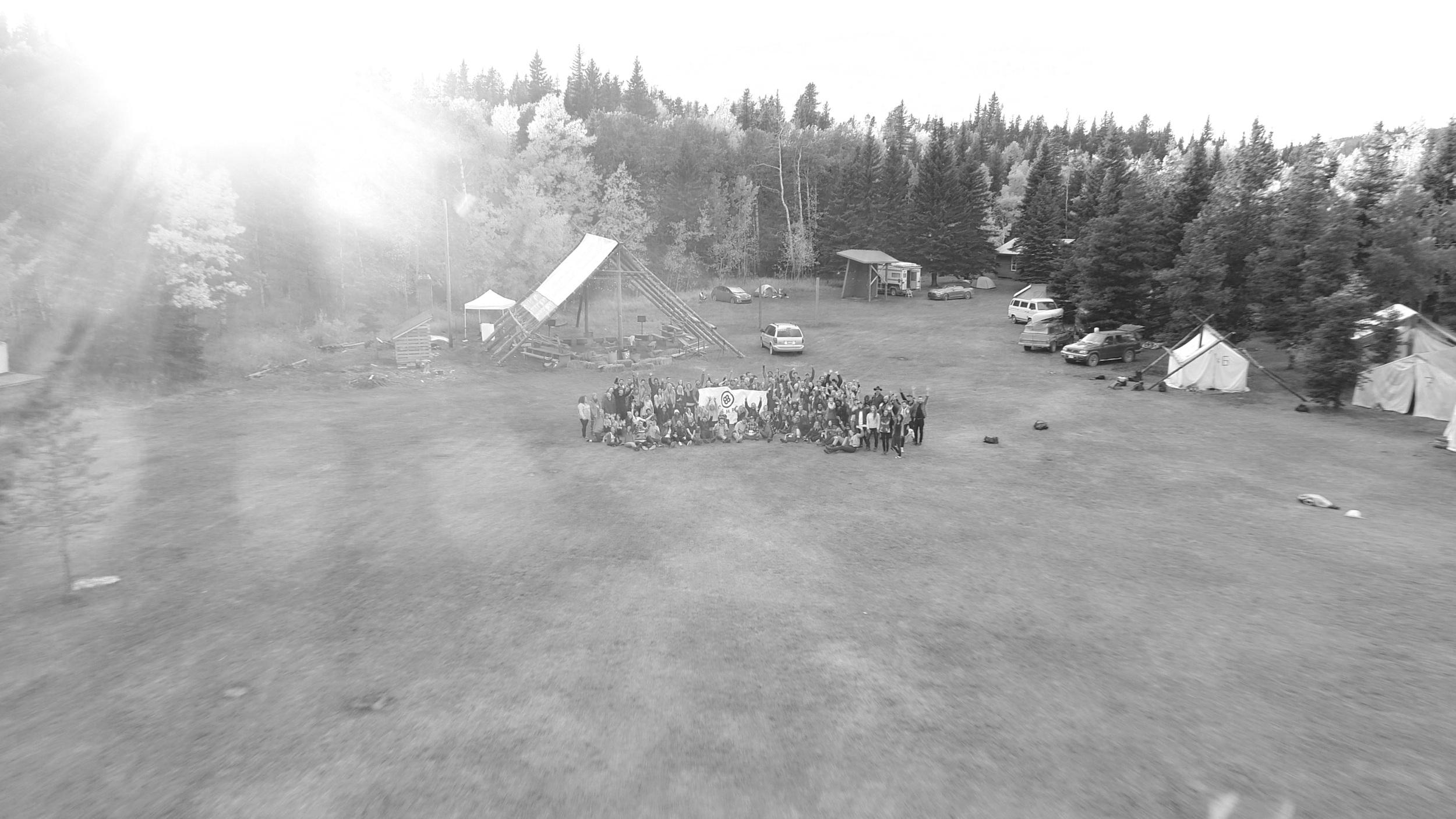 Blue Bronna Wilderness Camp -