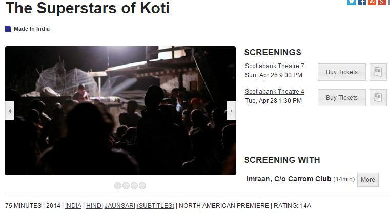 The Superstars of Koti