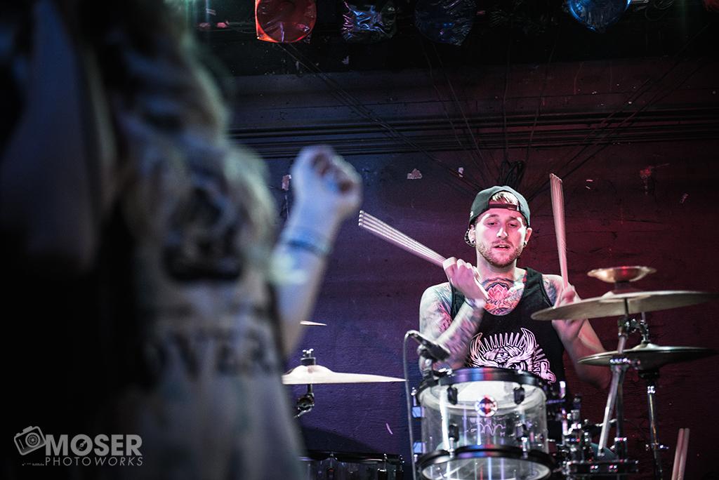 Steve Pisk- Drums