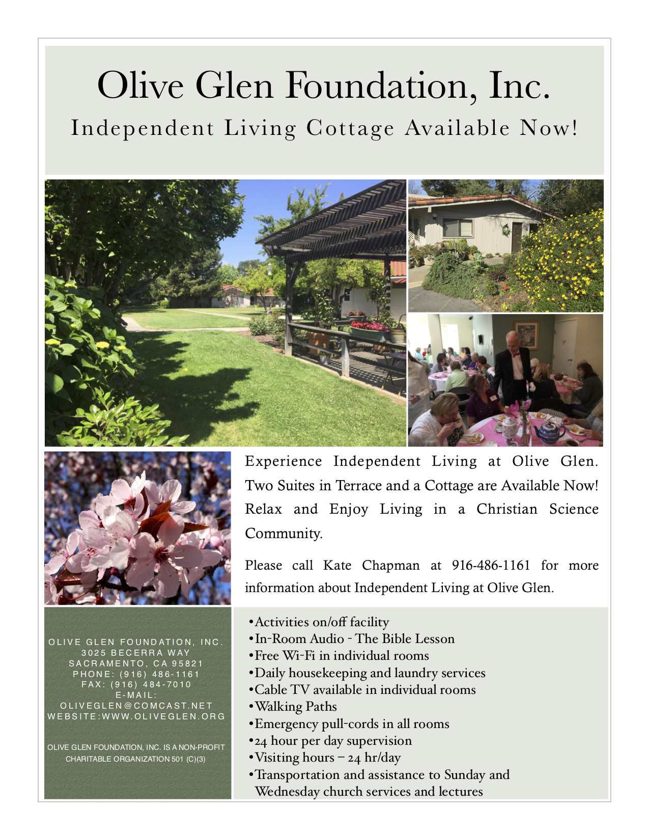 Independent Living Cottage available Now! .jpg
