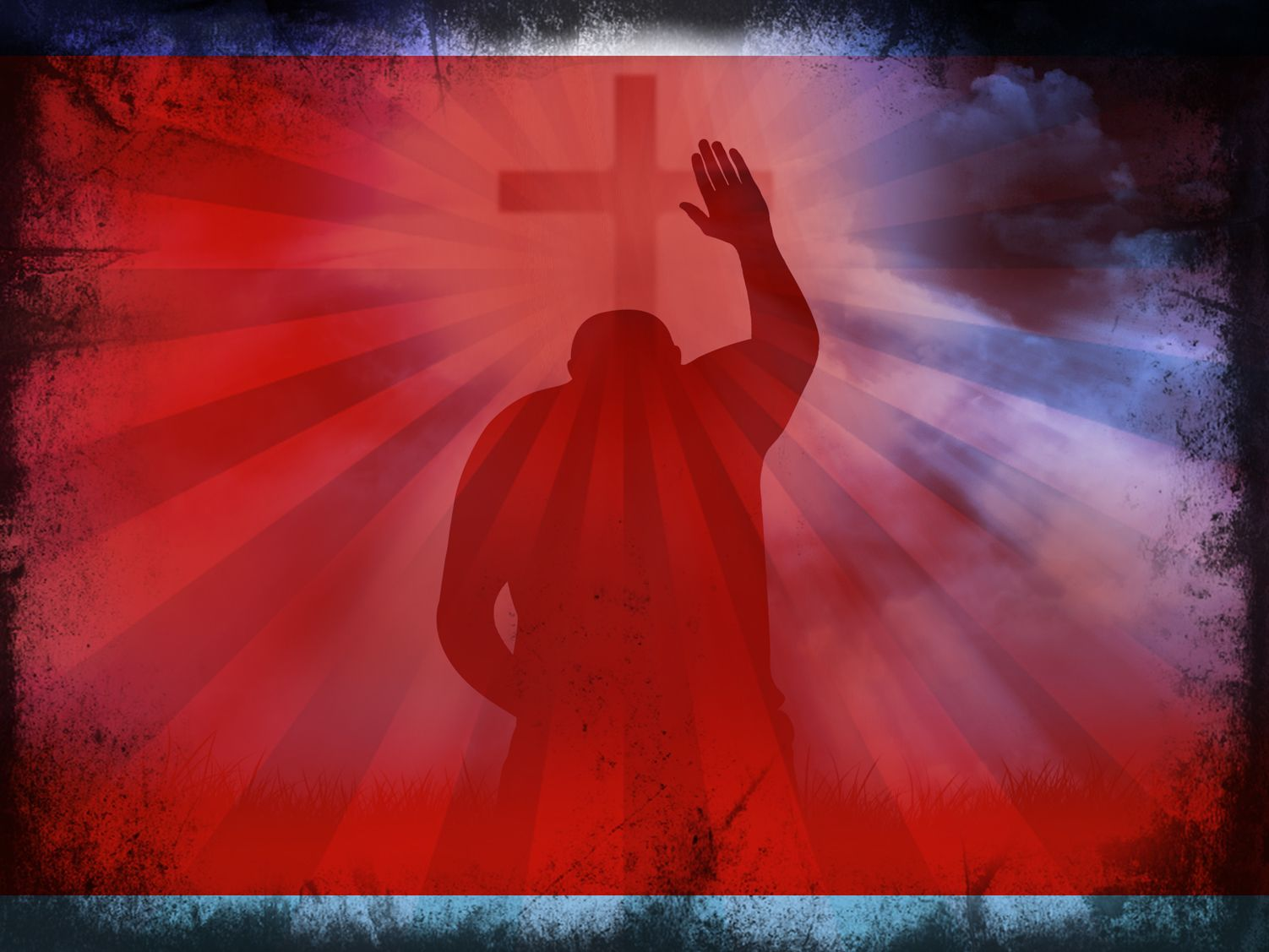 YOU ARE NOW COVERED BY THE BLOOD OF THE LAMB