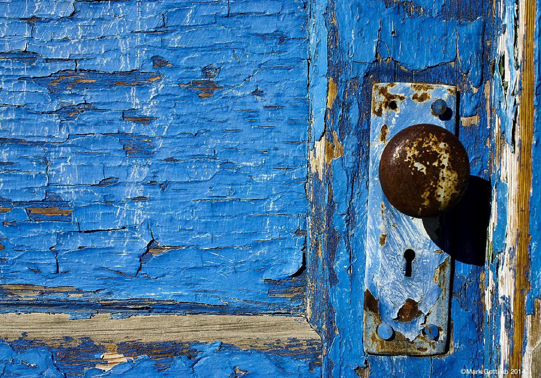 Tonapah Door
