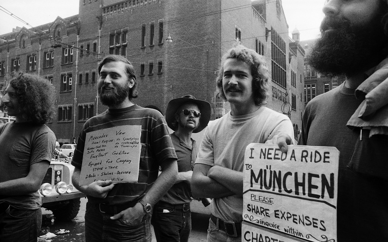 Amsterdam, 1971