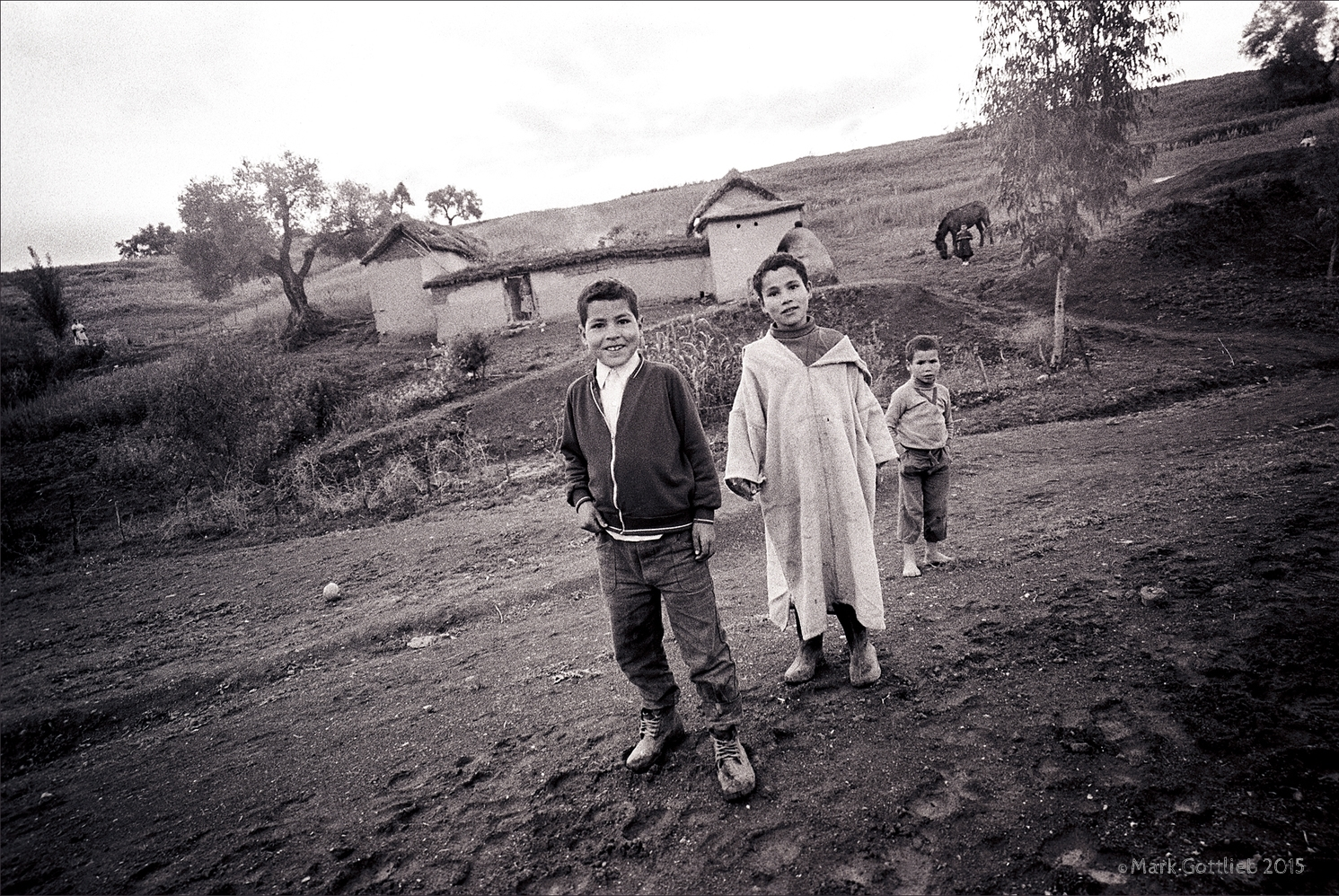 Country Kids, Morocco, 1971