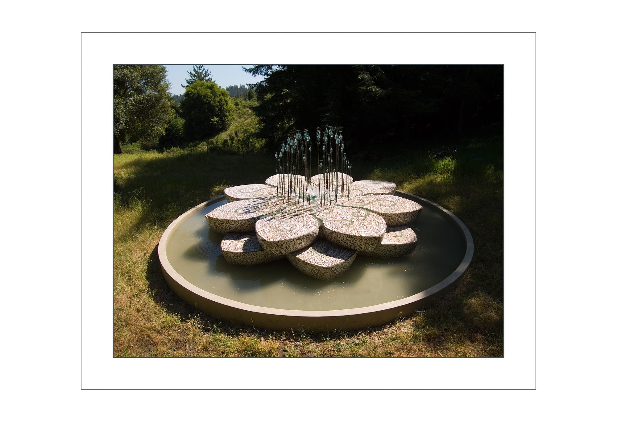 Lotus Fountain