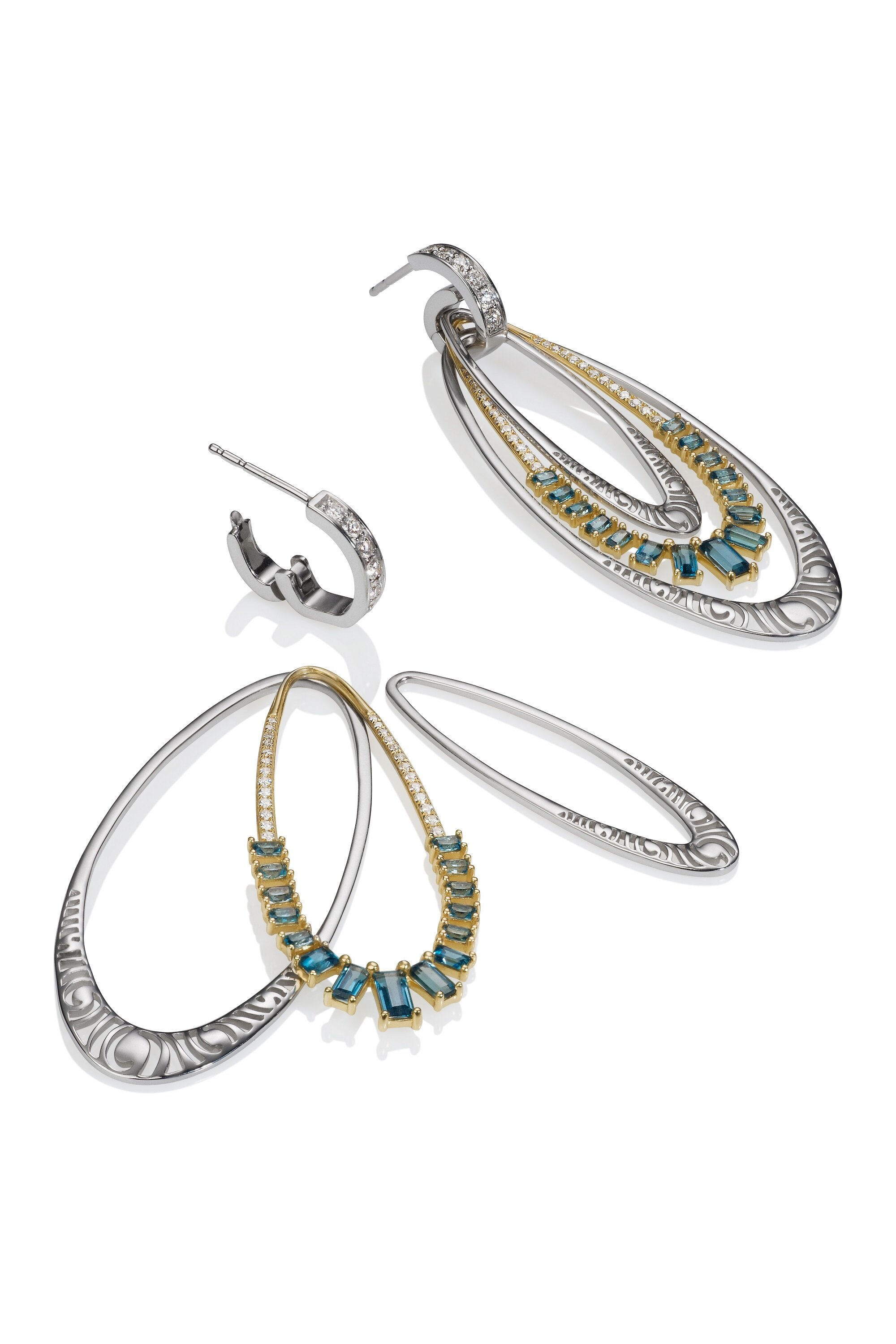 LYRA Baguette - 2 tone gold with diamonds and London Blue Topaz.jpg