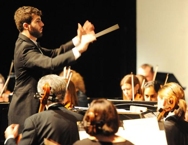 "Lee's Summit Symphony performs ""Strother Portrait"""