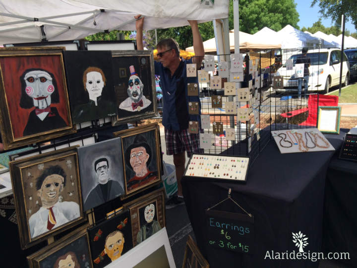 More art at the Market