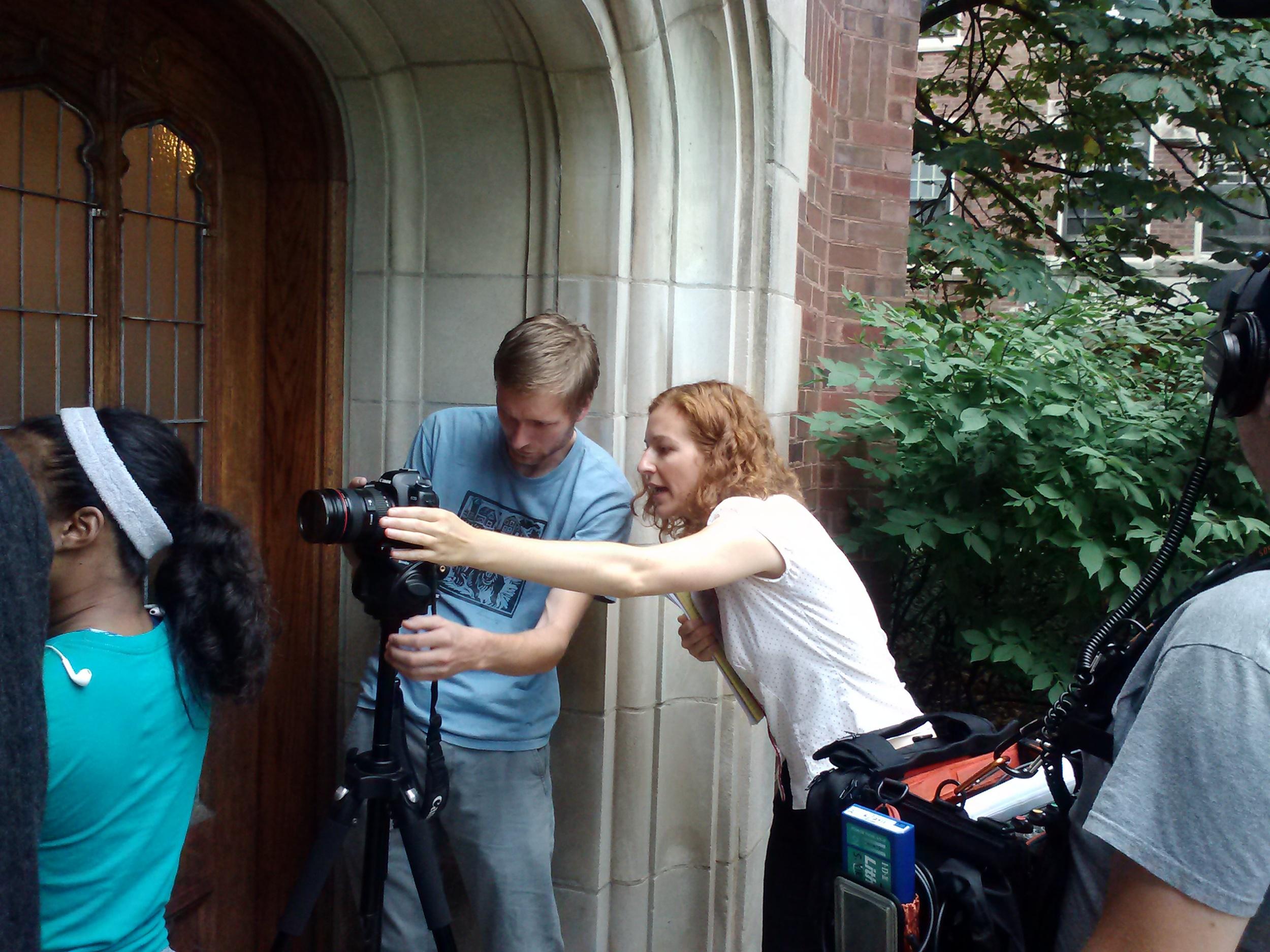 Zac Osgood (DP), Nora Fiffer (Director)