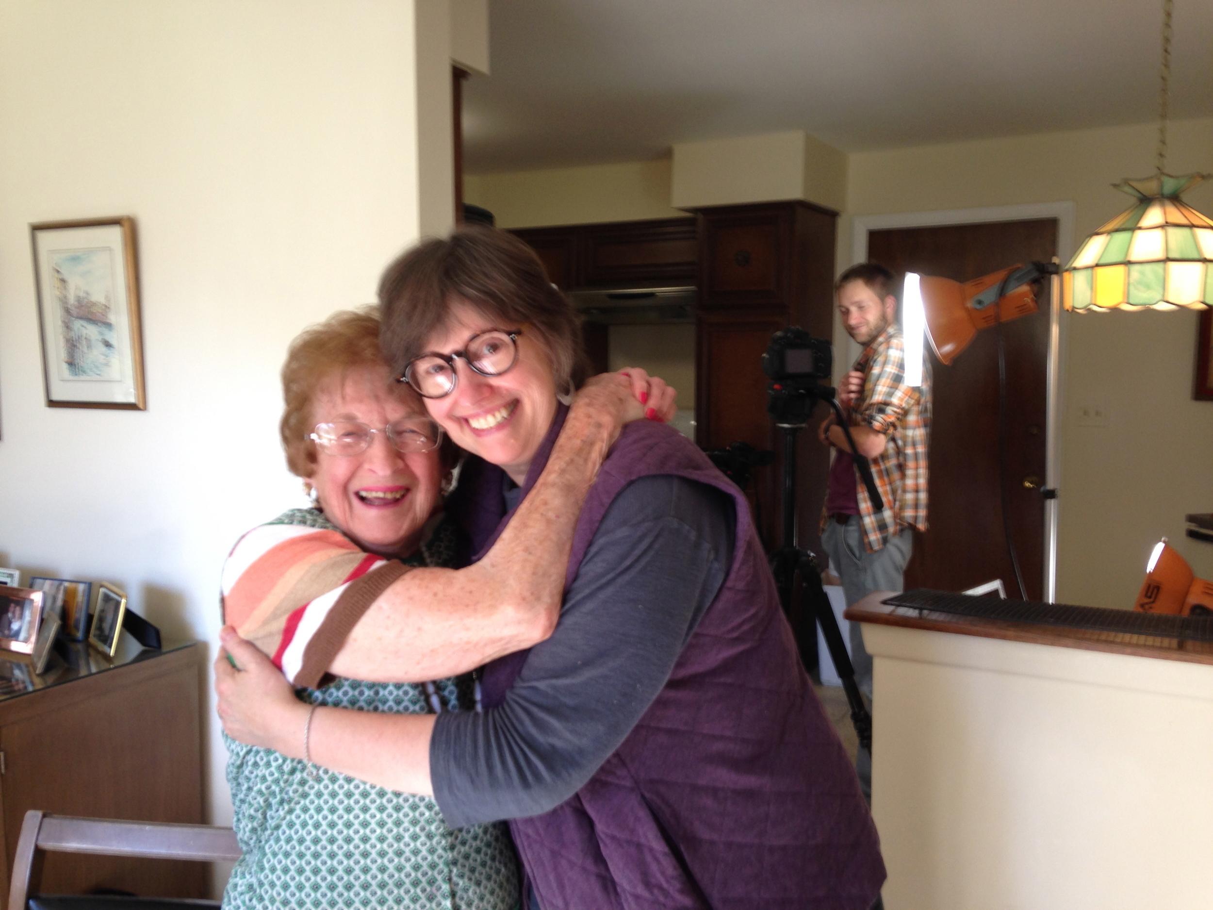 Lillian Michaels, Sharon Fiffer (PA)