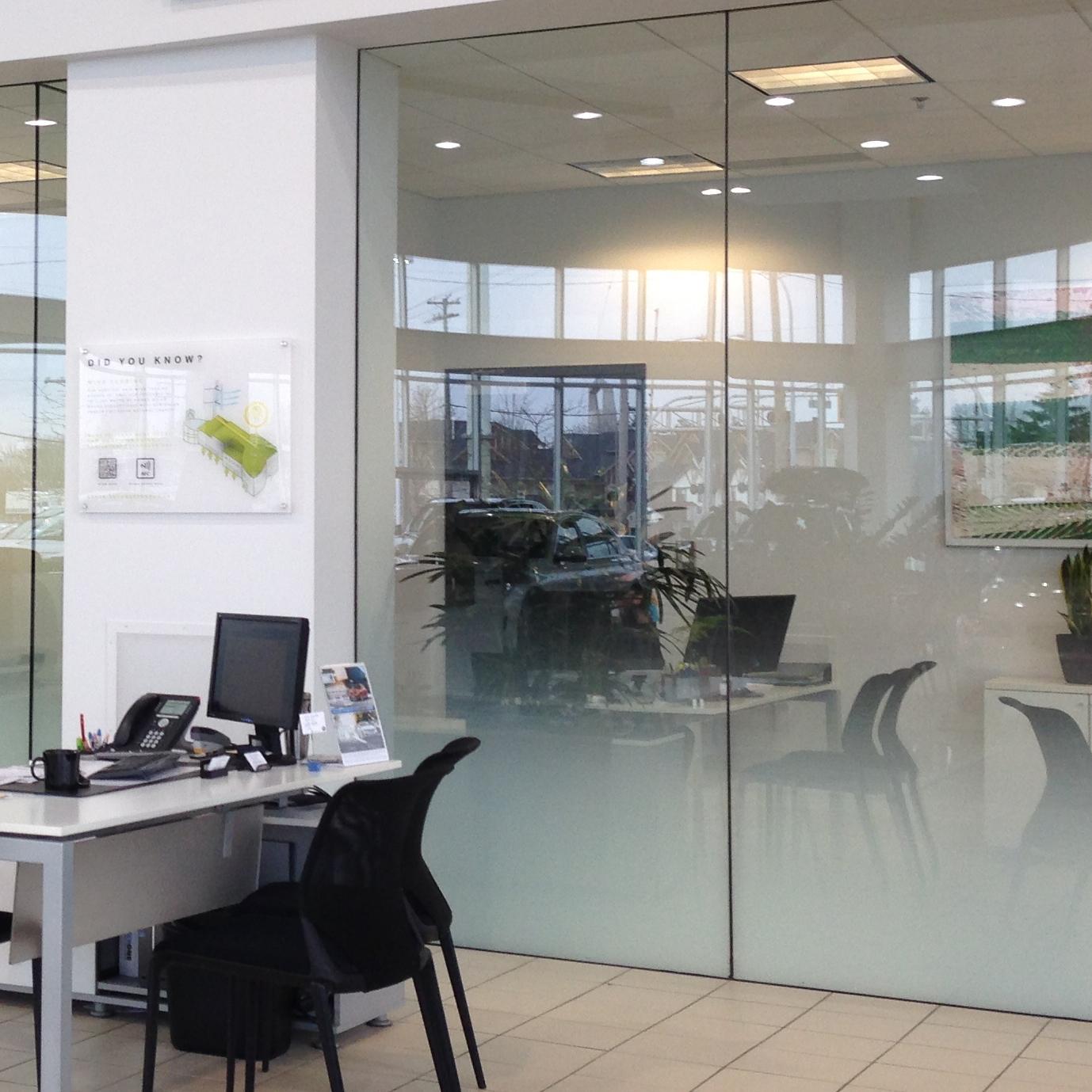 SF + Gradation   Project: Corporate Office   Client: Autowest BMW