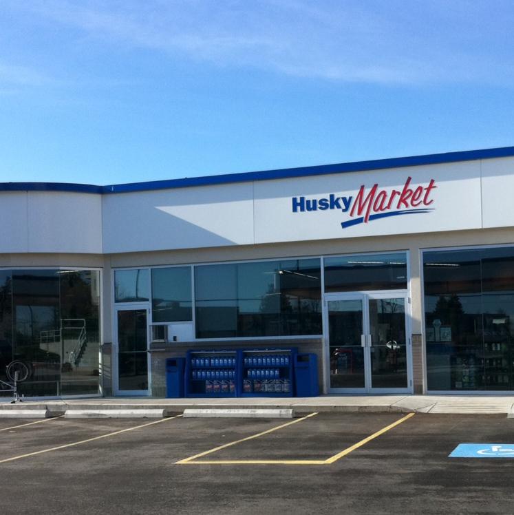 PROJECT: Husky Market  Spectrally Selective Vista -V60  5 locations