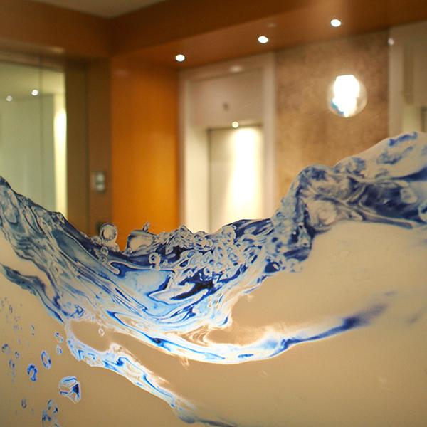 SF + Imaging   Project: Corporate Office   Client: Aquainfomatics     Designer: SSDG Design