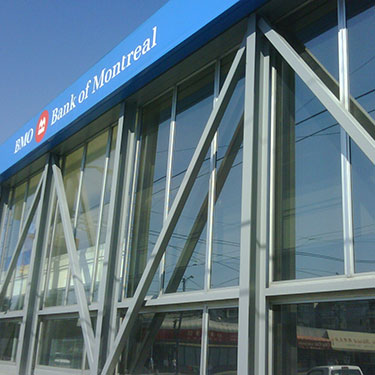 PROJECT: Bank of Montreal   Heat Management  Madico SG220EXSR