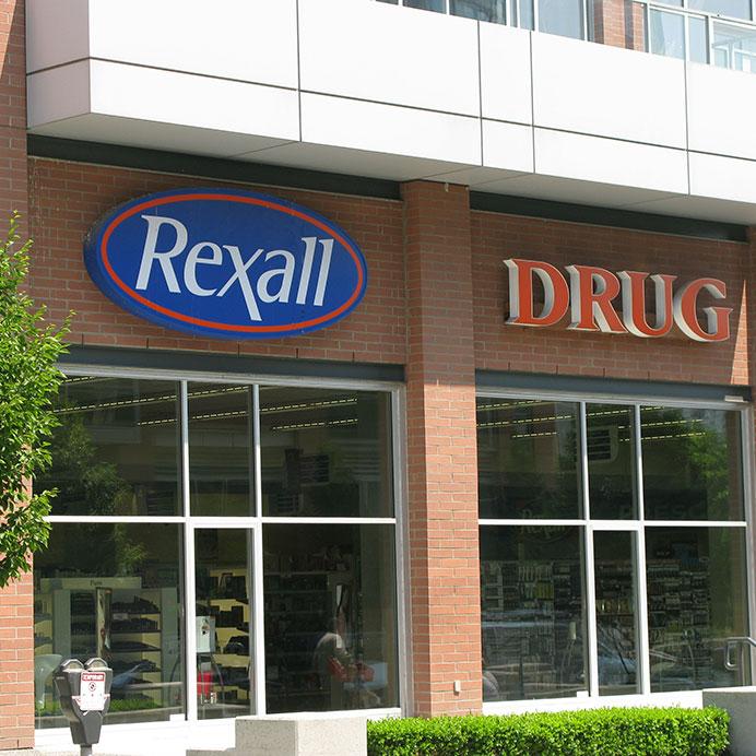 PROJECT: REXALL DRUGS GLARE & HEAT HUPER OPTIK-CERAMIC 40 & 50