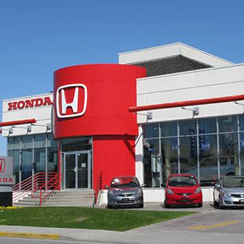 PROJECT: Richmond Honda   SOLUTION: Reduce Heat Gain   FILM: Huper Optik Ceramic 50