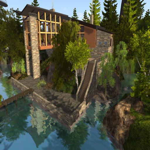 Tahoe Region Design with Falcon's Ridge home