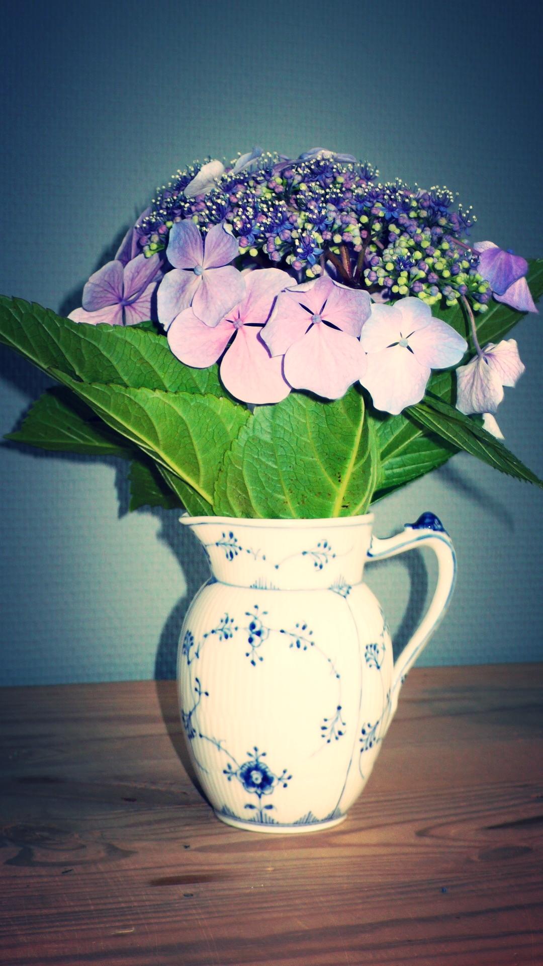 Fine blomster