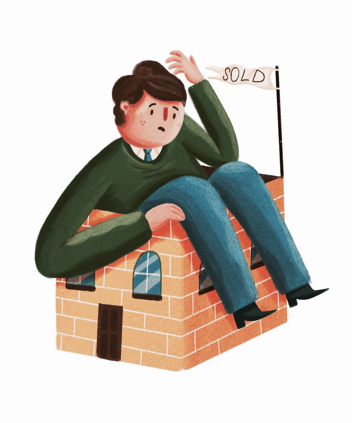 Young Homeowner: The Guardian