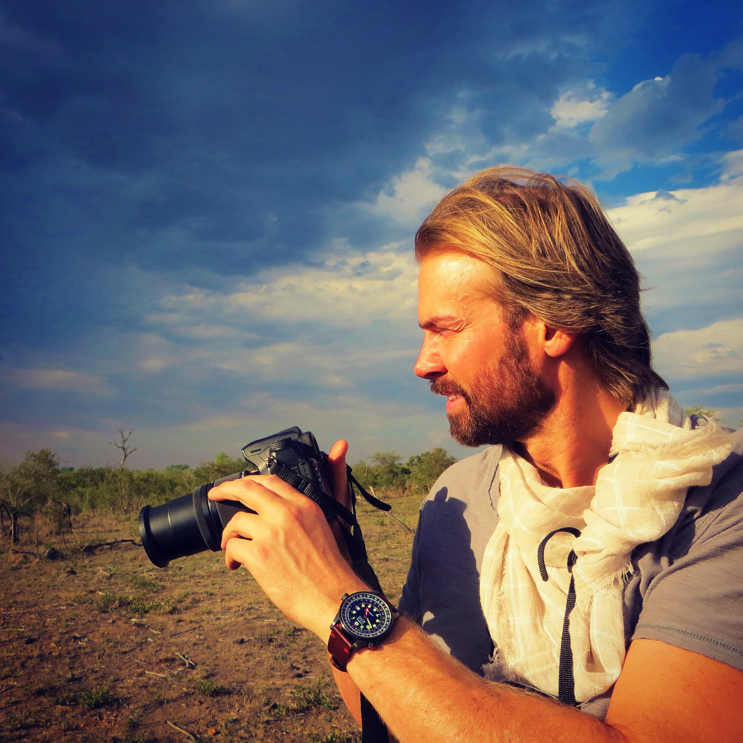 """""""Travel is an important piece of my writing process. Not only does it fire my imagination, but it also provides unique perspective and context for my characters."""" - Ryan Winfield, South Africa"""