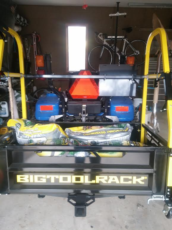 Bigtoolrack on a New Holland
