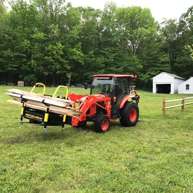 Bigtoolrack Fencing, fencing for tool tractor, install split rail fence using Bigtoolrack, buy rail fencing for tractor, wood rail for tractor, buy wood split fence fence,