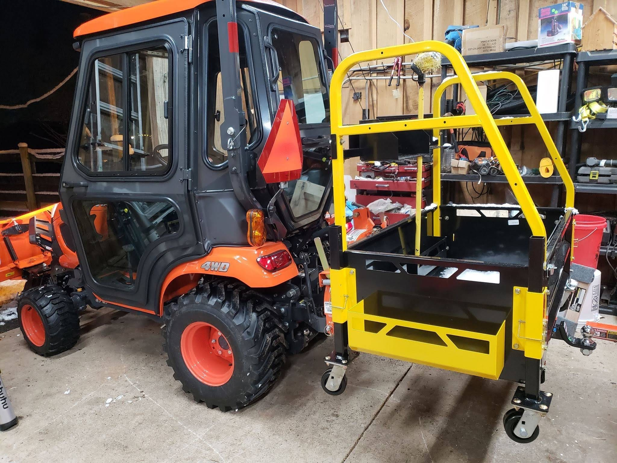 Reviews of Bigtoolrack | Client Reviews For Compact tractor