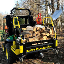 3 point carry all Bigtoolrack firewood
