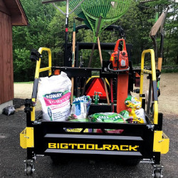 3 point carry all Bigtoolrack farming gardening