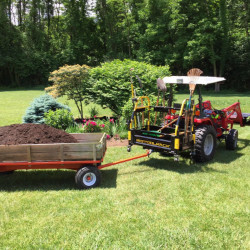 3 point carry all Bigtoolrack landscaping