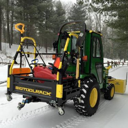 3 point carry all Bigtoolrack snow removal