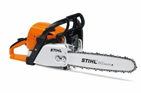Carry & PROTECT 1 Chainsaw in our custom chainsaw holder.