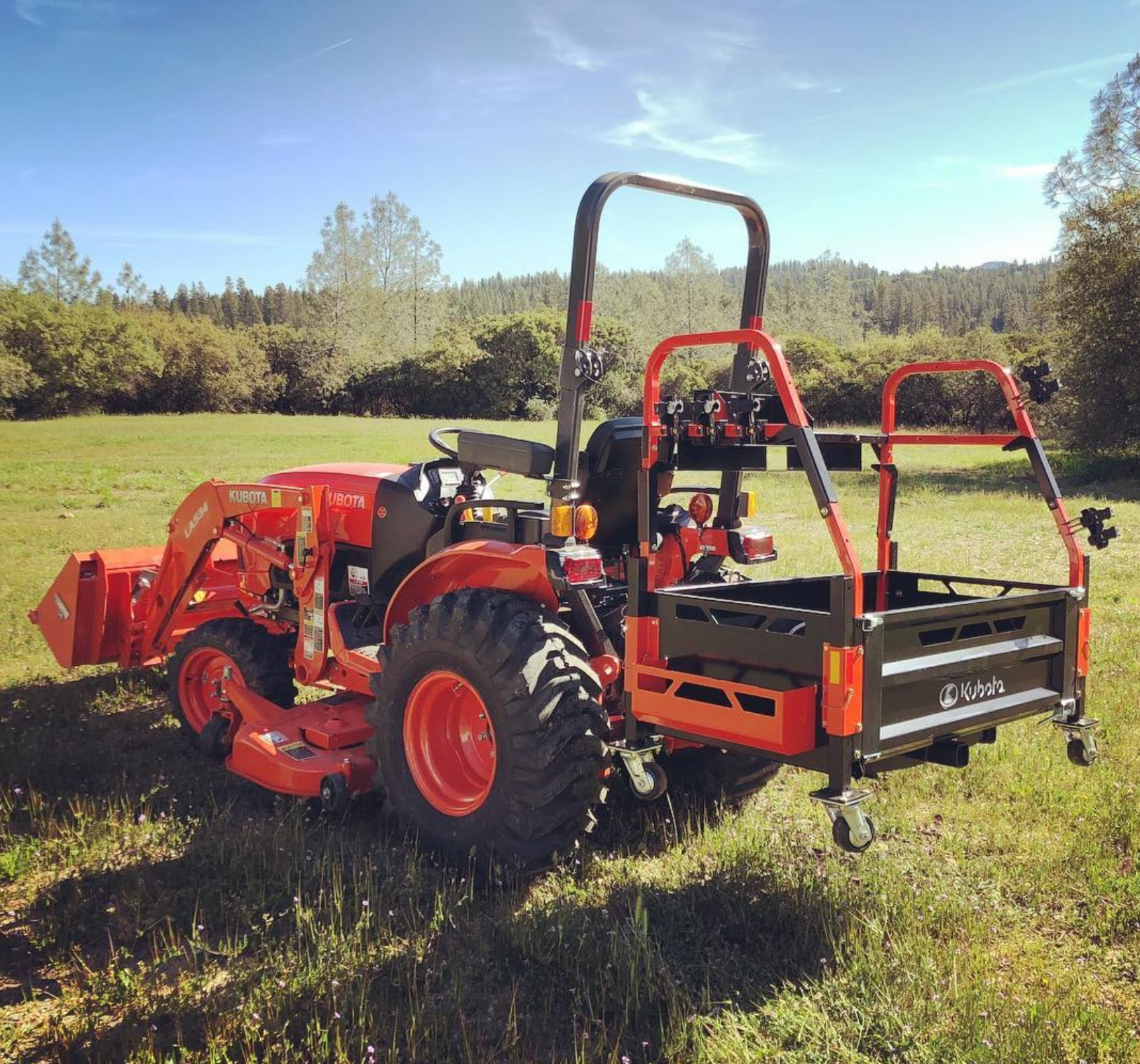 BigToolRack Photo Gallery | Tractor tool rack | Cool tractor