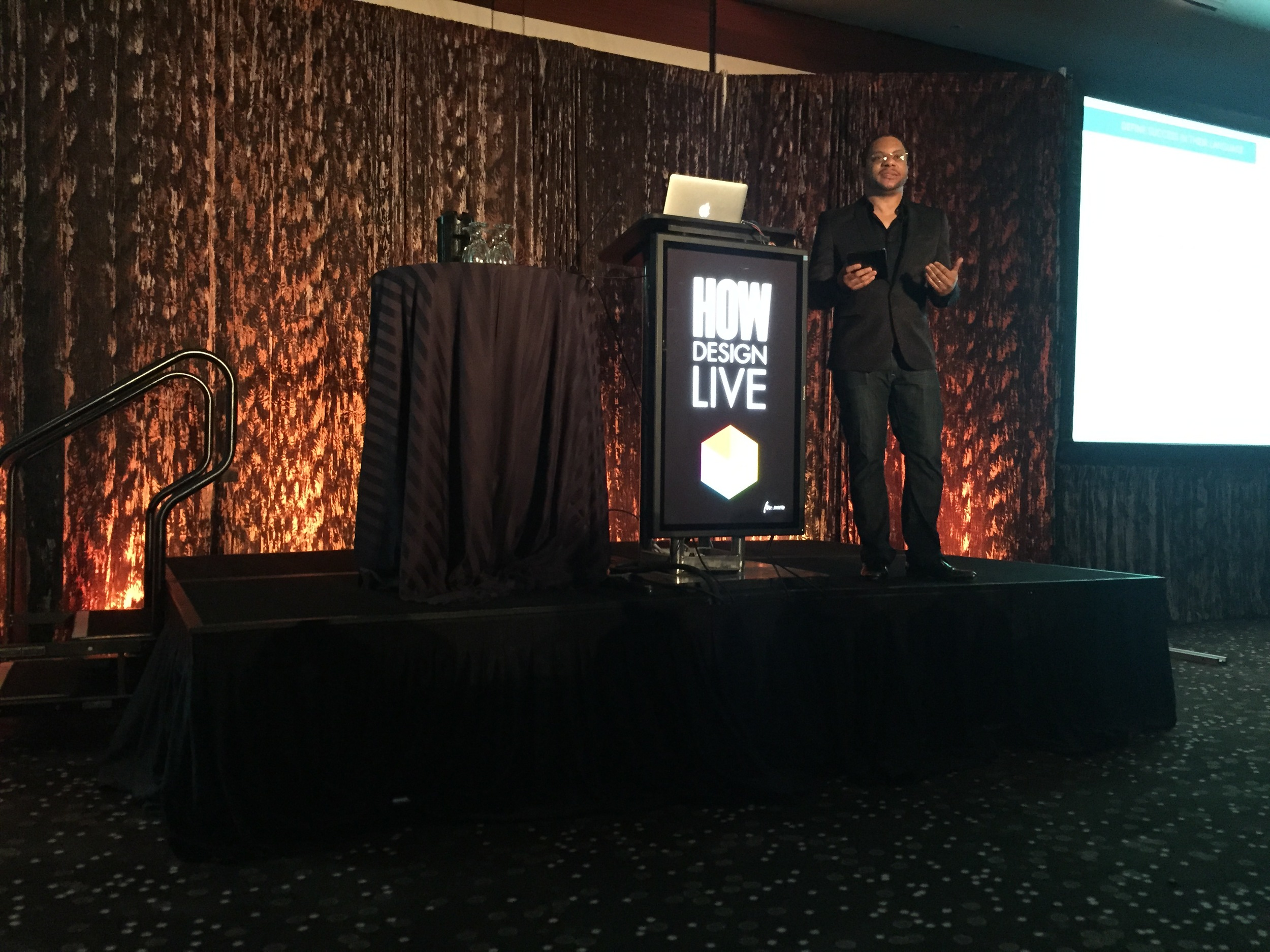 Providing Value Through Creative Business Solutions by Douglas Davis  was presented at HOW DESIGN LIVE in Chicago May 7th, 2015 to an audience of 300 Designers, Art Directors, Brand Managers, Solopreneurs, Marketing Managers and Copywriters.