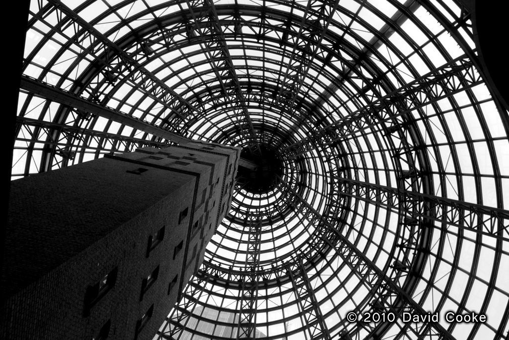 DCooke - Melbourne Central Dome - 2010.jpg