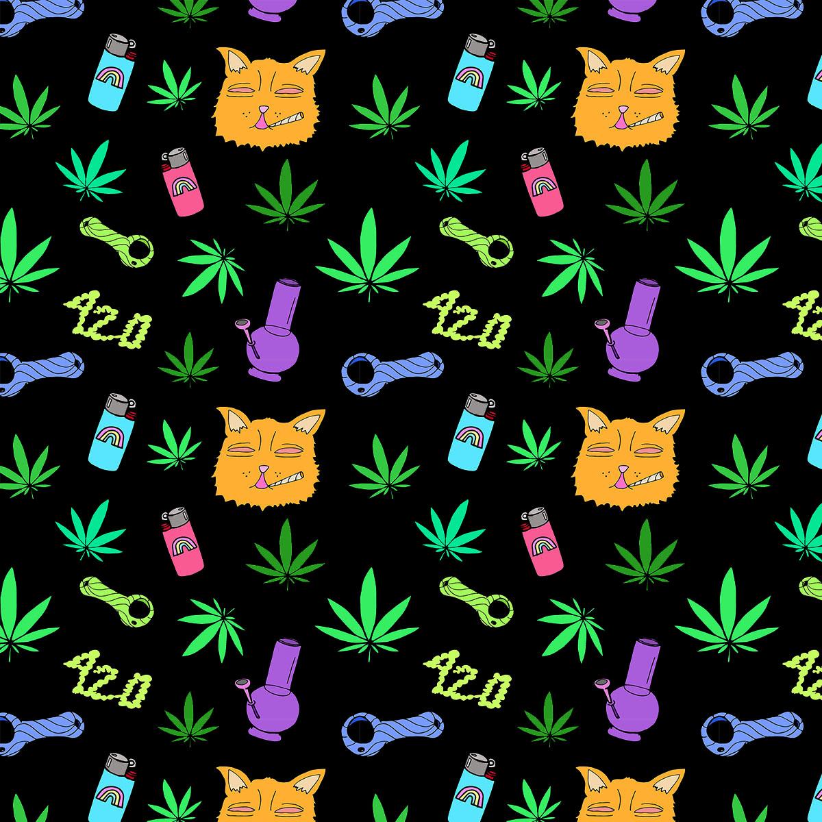 DUDE, IT'S 420 PATTERN