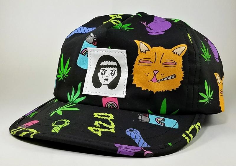 DUDE, IT'S 420 5 PANEL CAP BY @TOOGUMSHOE